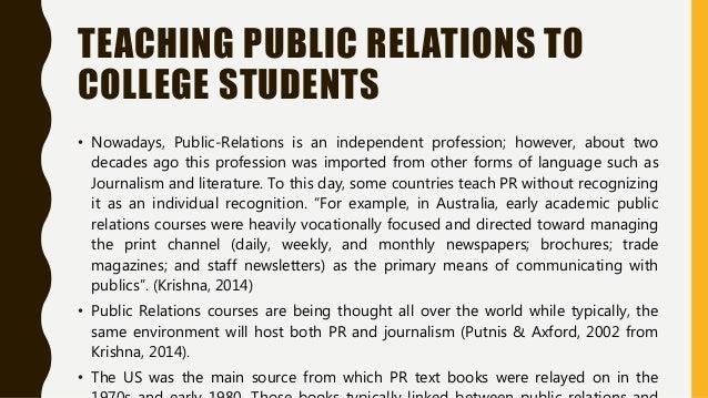 Corporate Communications vs. Public Relations