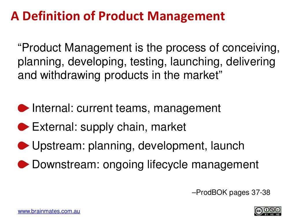 www.brainmates.au a definition of product