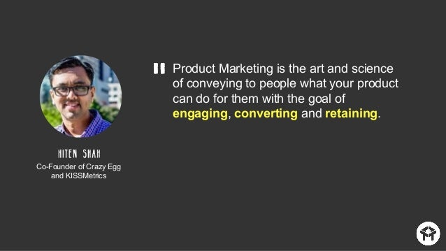 Chief Revenue Officer, Constant Contact Product Marketing is responsible for developing the unique value proposition of a ...