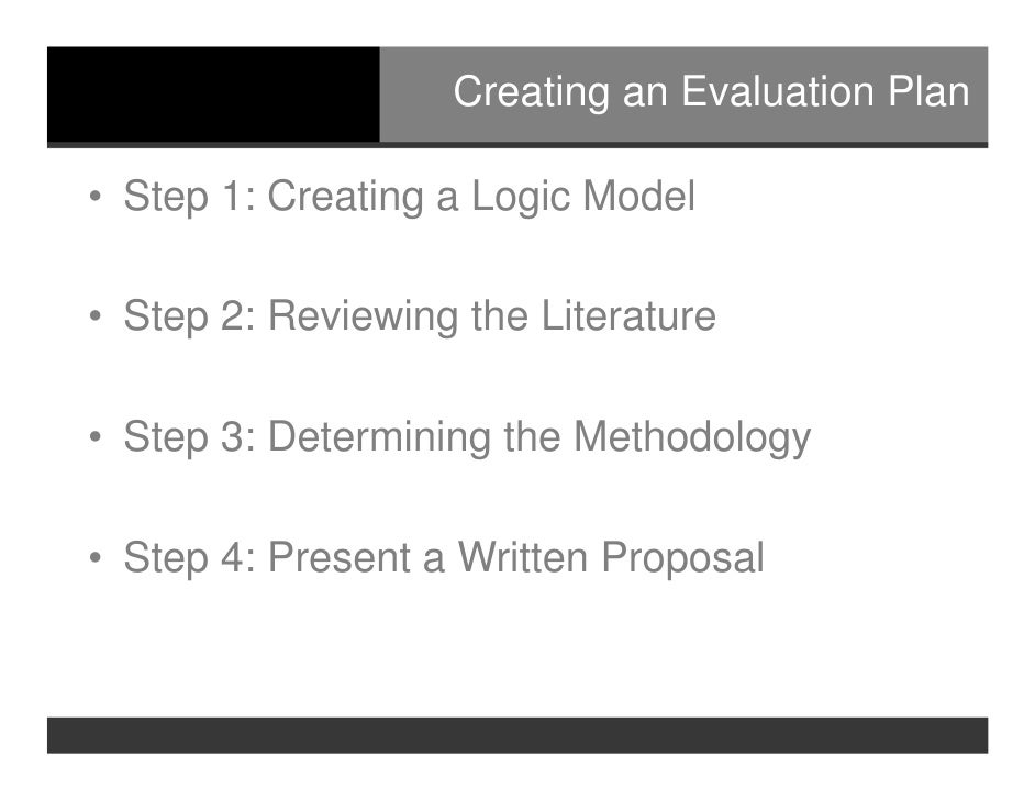 What Is Program Evaluation Lecture 100207 Compatibility Mode