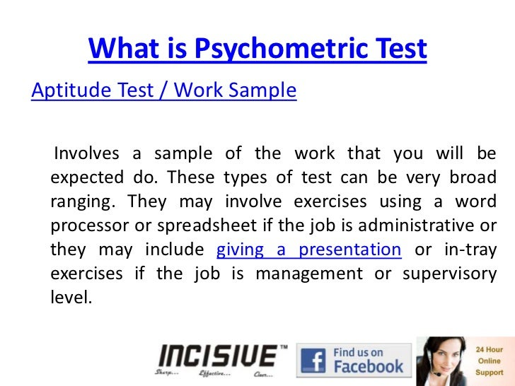 What is Psychometric Test_GD PI Campus Recruitment Training in Indore…