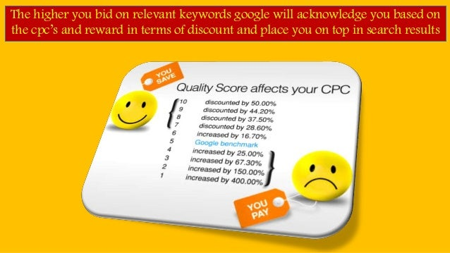 how to find ad quality score google adwords
