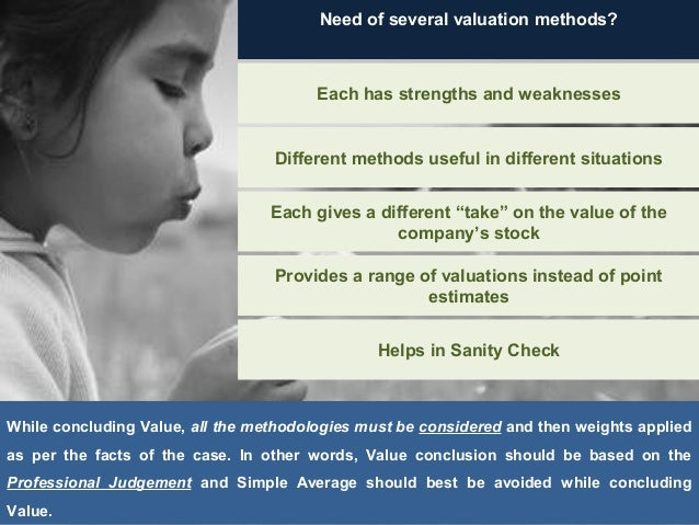 equity valuation thesis