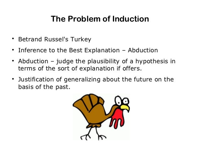 principle of induction as in russels The last of these is the principle of mathematical induction we shall have much to say concerning mathematical induction in the sequel for the present, we are concerned with it only as it occurs in peano's analysis of arithmetic.