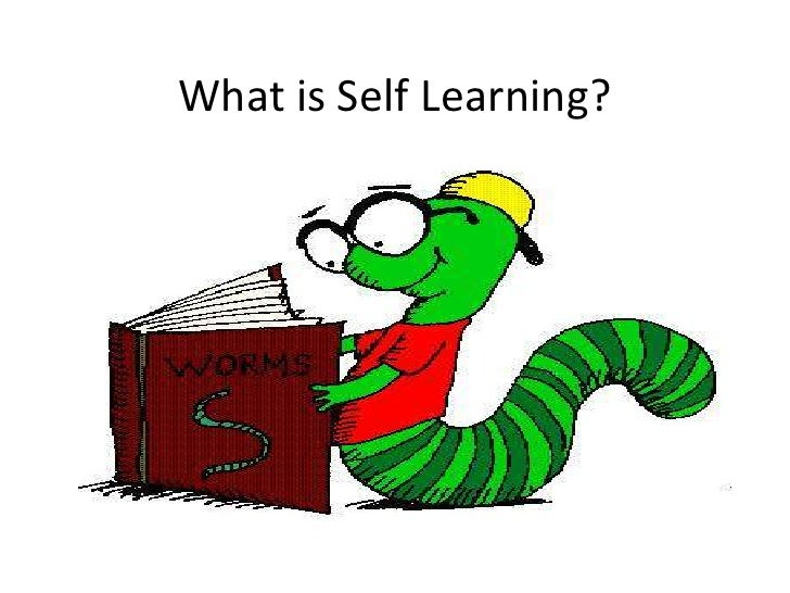 What is Self Learning?
