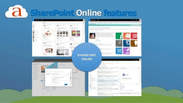 what is sharepoint online