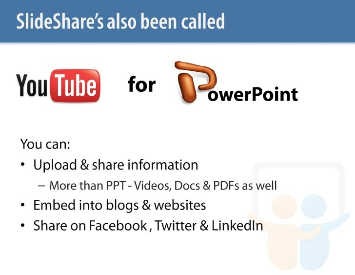 What is SlideShare May 18 Slide 3