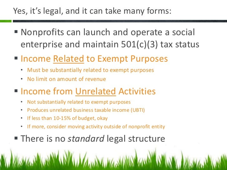 a new approach to funding social enterprises pdf