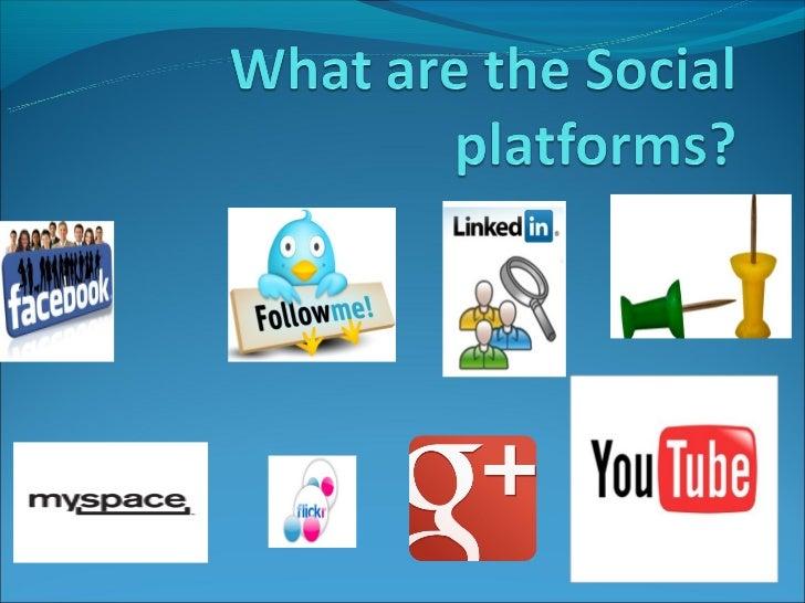 What is social media julius kumar Slide 2