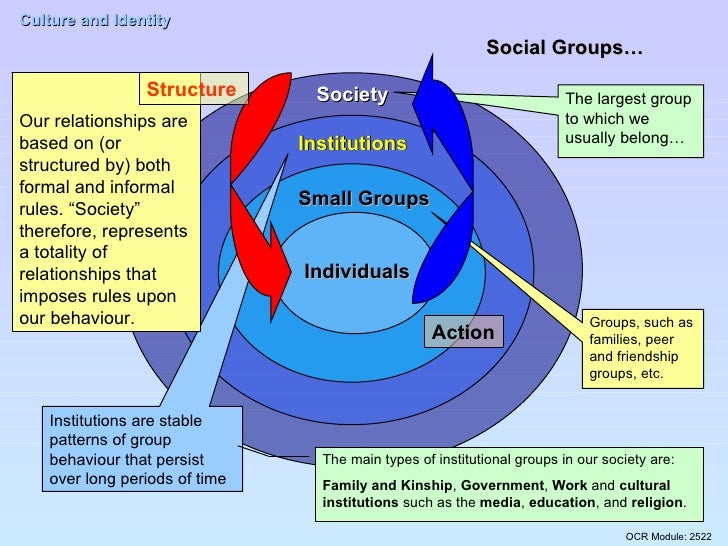 sociology and social groups Chapter one: the sociological perspective these include the social groups that success of the natural sciences serving as a model for the social sciences, sociology emerged in western europe as a distinct discipline in the mid-1800s.