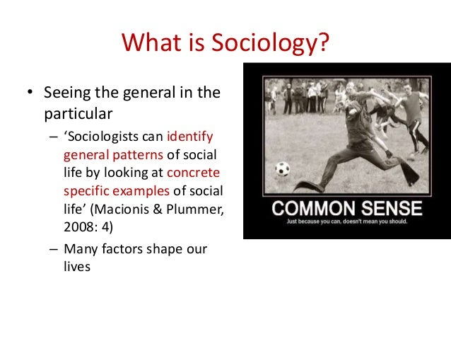 The Sociological Imagination: Thinking Outside the Box
