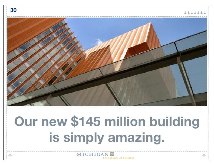30      Our new $145 million building       is simply amazing.