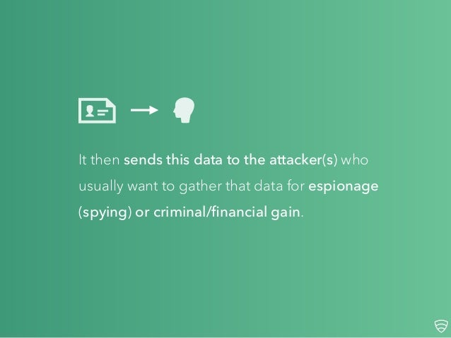 What Is Spyware? Slide 3