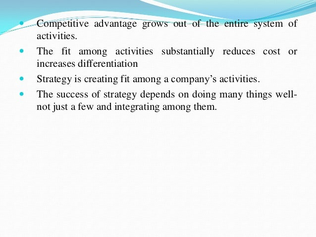 Rediscovering to a successful strategy, not Profit is the key to Profit is the key strategy    a successful strategy, not...