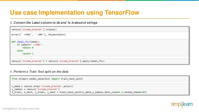 What is TensorFlow? | Introduction to TensorFlow