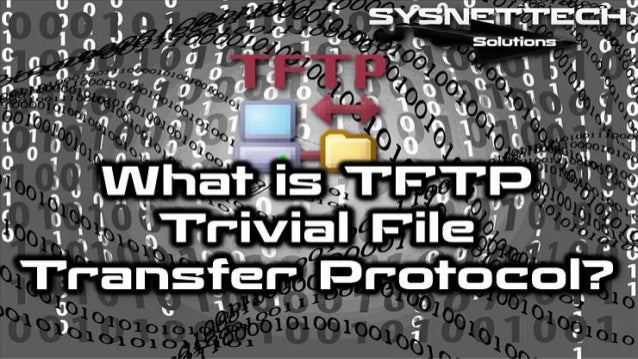 What is TFTP Protocol in Networking | What is TFTP Port