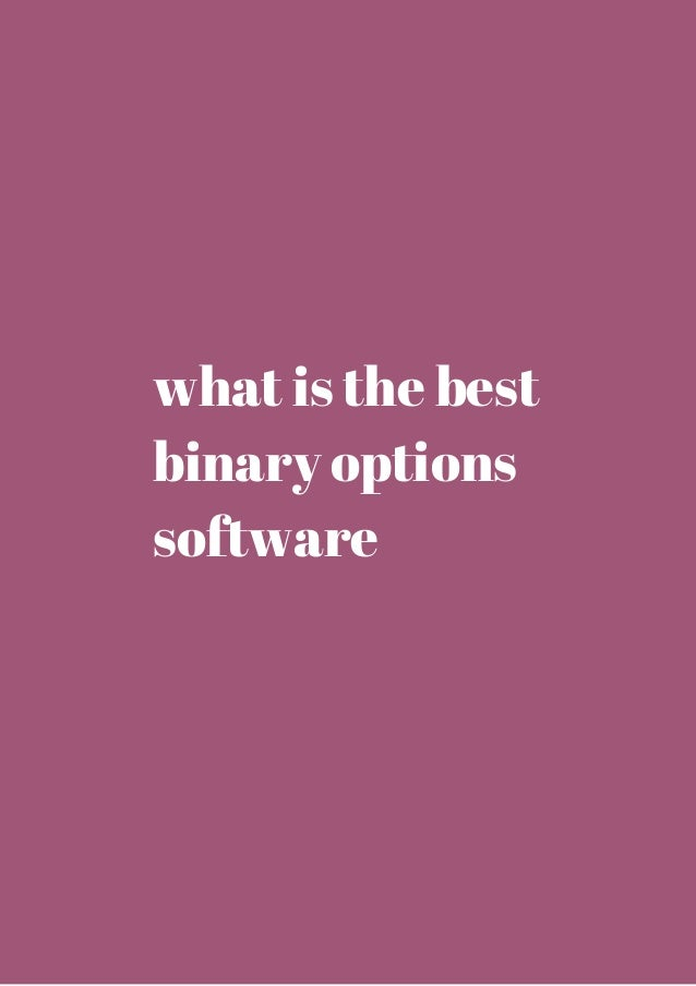 4 Best Binary Options Signals Providers & Reviews – blogger.com
