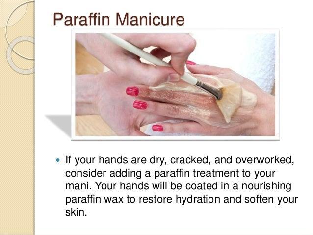 Paraffin Wax Manicure Step By