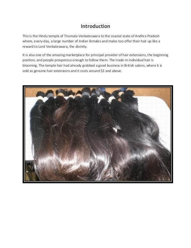 What Is The Best Source To Get The Quality Indian Temple Hair