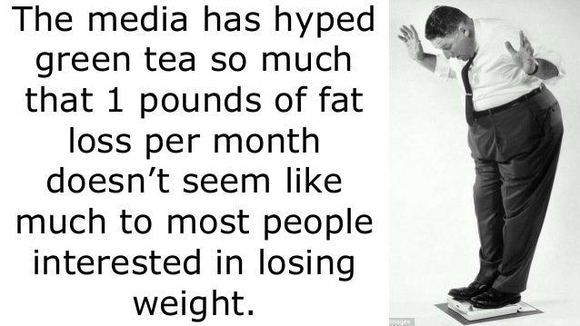 best weight loss tea for men