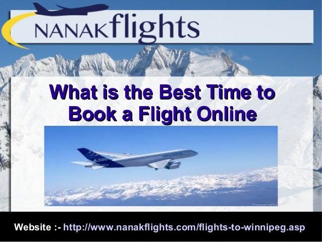 How Far Ahead to Book a Flight