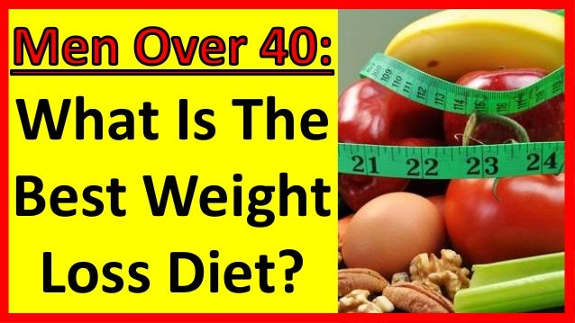 diets to lose weight men over 50