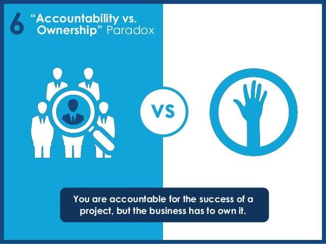 Ownership vs Stewardship