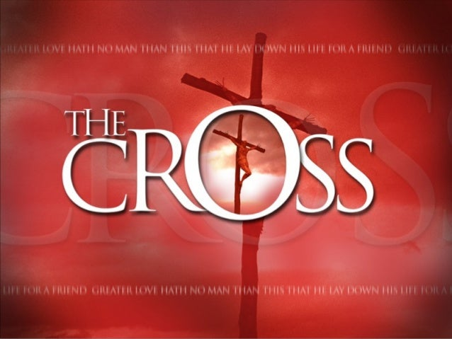 """For the message of the cross is foolishness to those who are perishing, but to us who are being saved it is the power of ..."