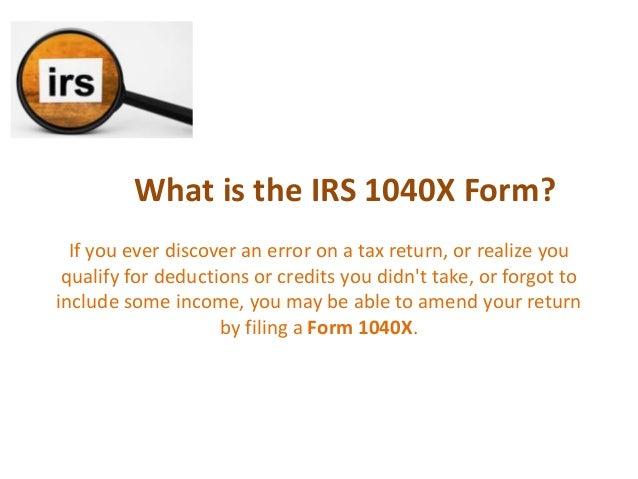 Irs1040x Form Peopledavidjoel