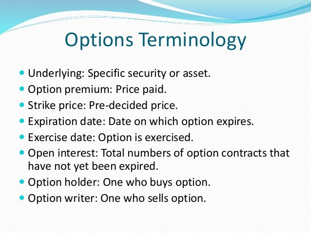 Forex derivatives meaning
