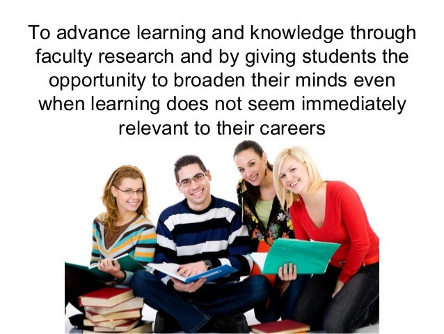 the purpose of college education The true purpose of college and higher education dung nguyen when academics created various educational systems long ago in ancient greece and china, they did not.