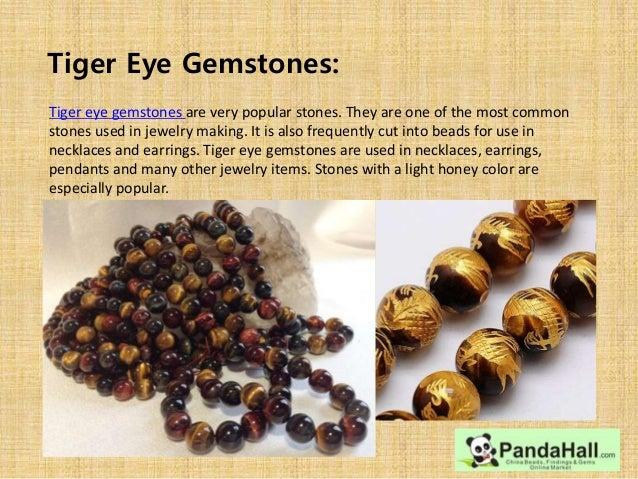 What Is Tiger Eye Gemstone Beads