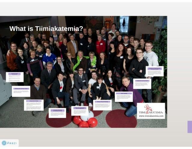 What is Tiimiakatemia?