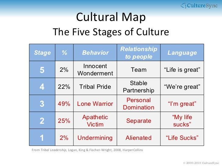 Tribal Leadership: Diagnosing Organizational Culture