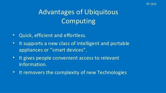 what is ubiquitous computing Ubiquitous computing的中文意思:普适计算,点击查查权威在线词典详细解释ubiquitous computing的中文翻译,ubiquitous computing的发音,音标,用法和例句等。  普适.