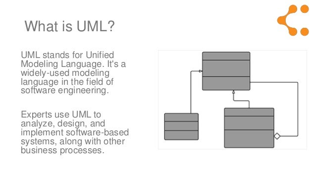 what is uml unified modeling language