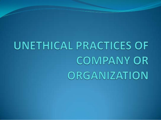 corporate unethical behaviour essay Corporate social responsibility ethical behaviour  below is an essay on csr- ethical behaviour from  also an evil company and facing charges of unethical.