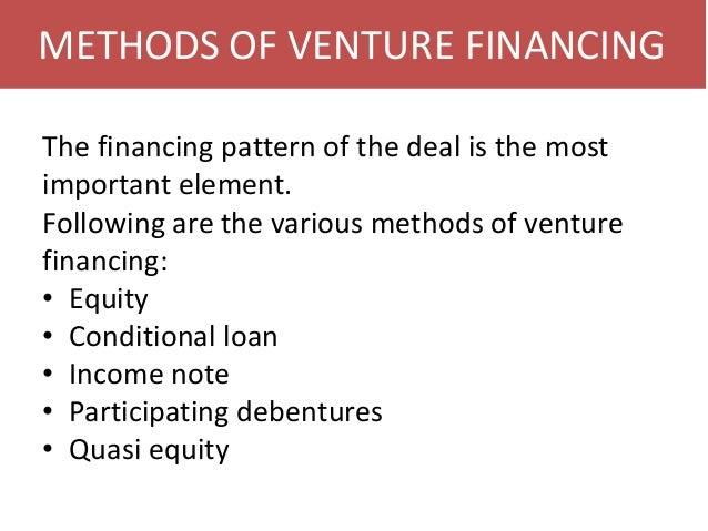 What is venture capital & venture capital in india