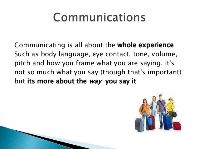 what is communication for you Good communication matters at work because few jobs are solo acts it takes communication to work on a team, and even people working alone have to report to their bosses if you run a business.