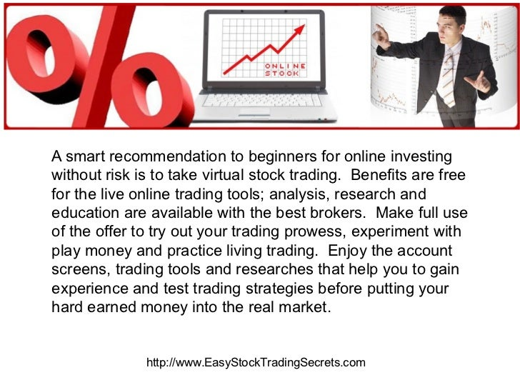 What is virtual stock trading and how to benefit from it