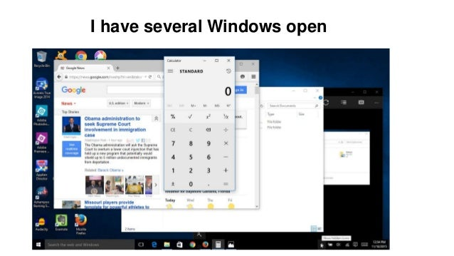 What is Windows 10?