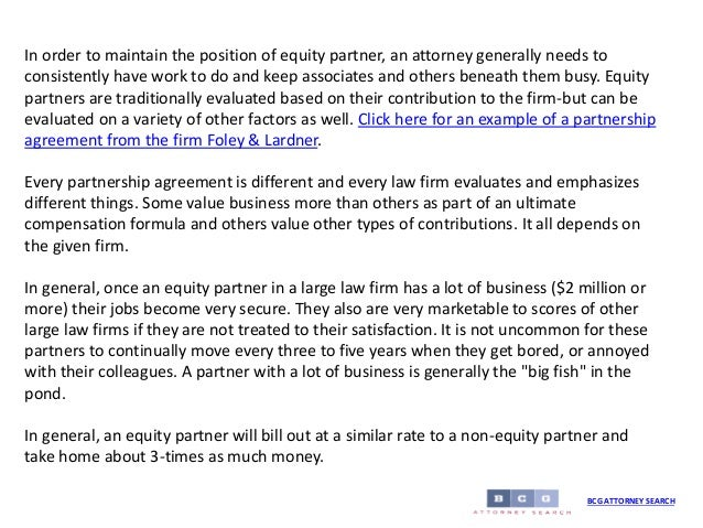 What Law Firm Titles Mean Of Counsel Non Equity Partner Equity Part