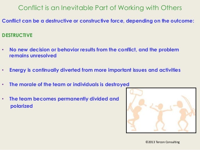 How to Manage Conflict and Confrontation