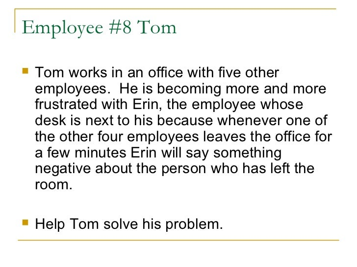 how to be a good employee essay