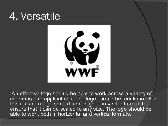 what makes a good logo That being said, remember that a good logo is versatile and will still function well in grayscale: it gives the logo character, makes it unique.