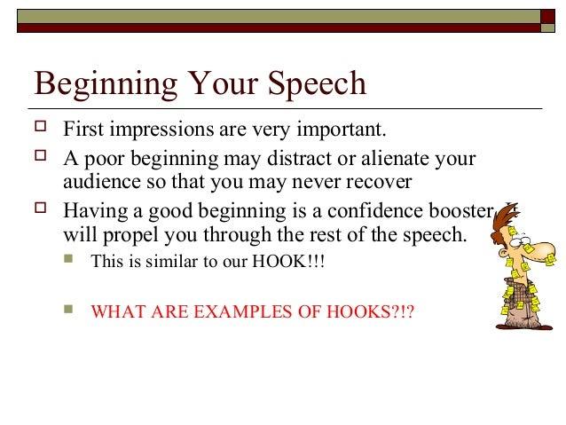 hooks for speeches examples