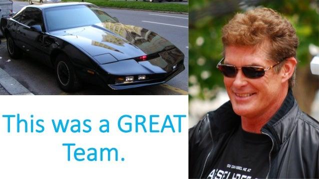 What makes a great team? - Entrepreneurship 101
