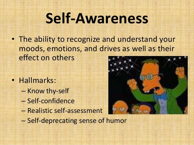 how to build self awareness in others