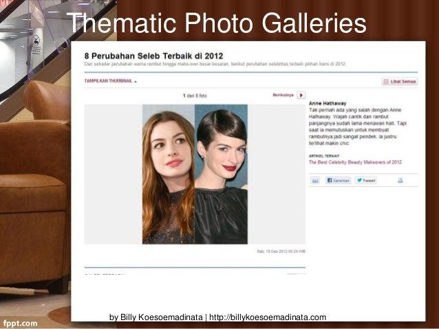 Thematic Photo Galleries   by Billy Koesoemadinata | http://billykoesoemadinata.com