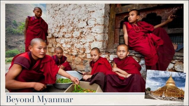 Beyond Myanmar